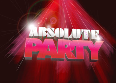 Absolute Party logo
