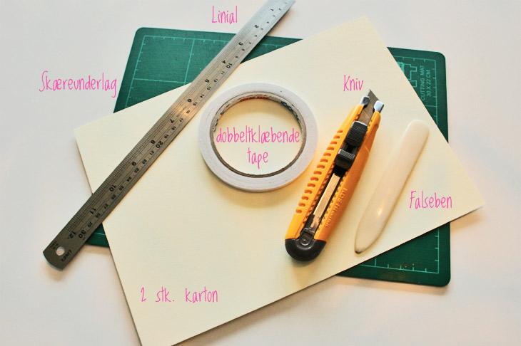 værktøj til invitation