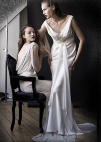 brudekjole diva look