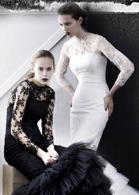 brudekjoler smukke blonder