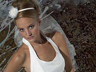 brudekjole anderledes udskæring