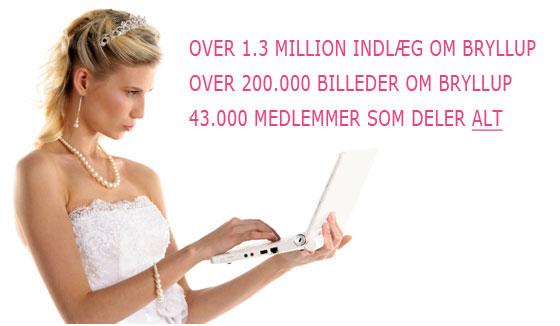 Danmarks største bryllupsforum