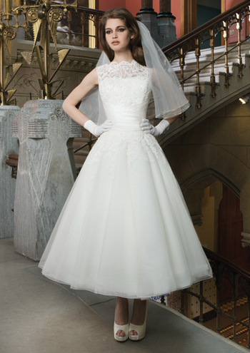 eeade425 Danse brudekjole så du kan danse igennem til dit bryllup