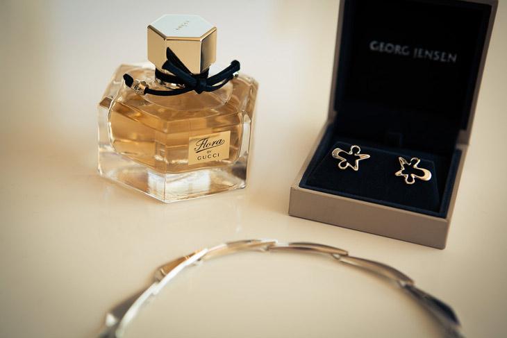 parfume til bryllup