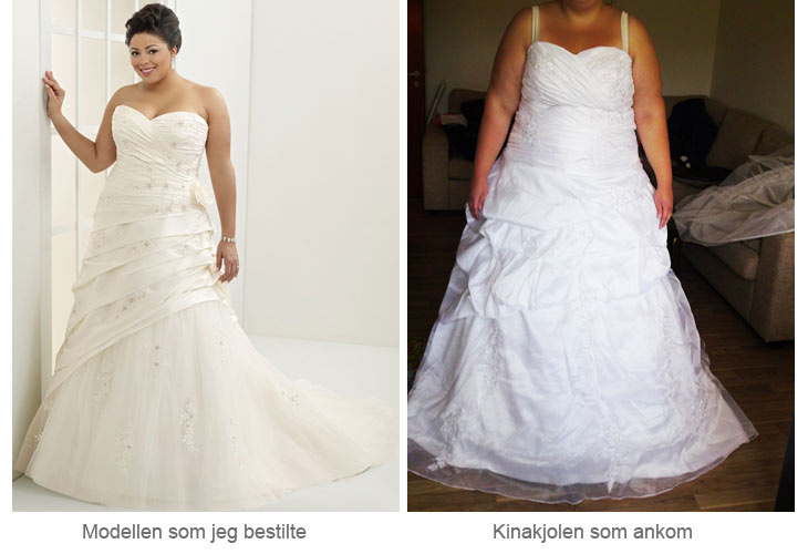 9830e7ce Billige kinakjoler – Alt om brudekjoler fra Kina