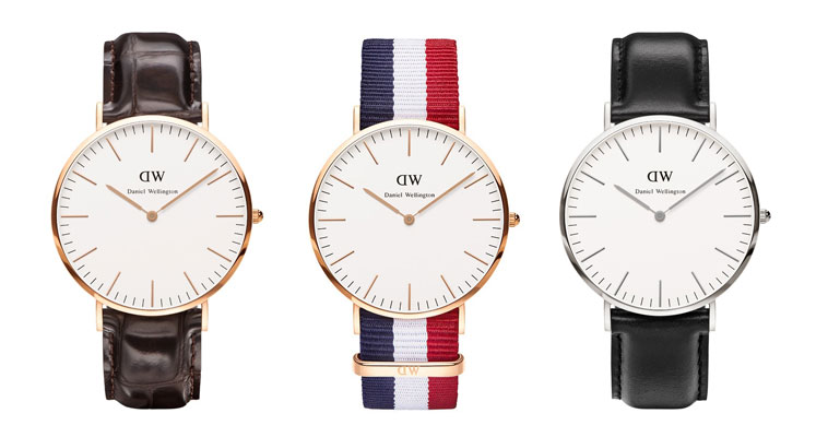 Daniel Wellington ure
