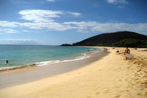 strand på maui