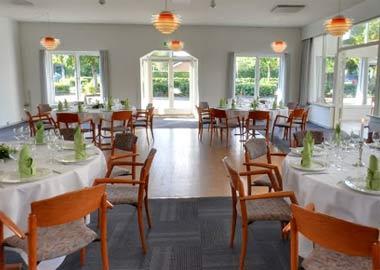 Restaurant Søgaarden festlokale