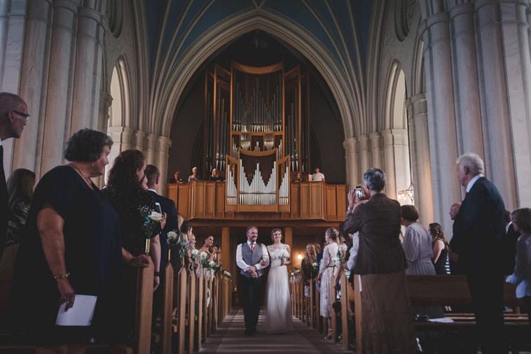 vielse i kirke