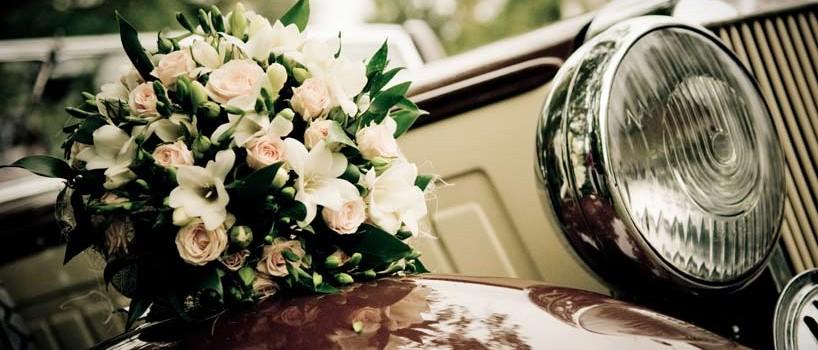Kørsel til bryllup