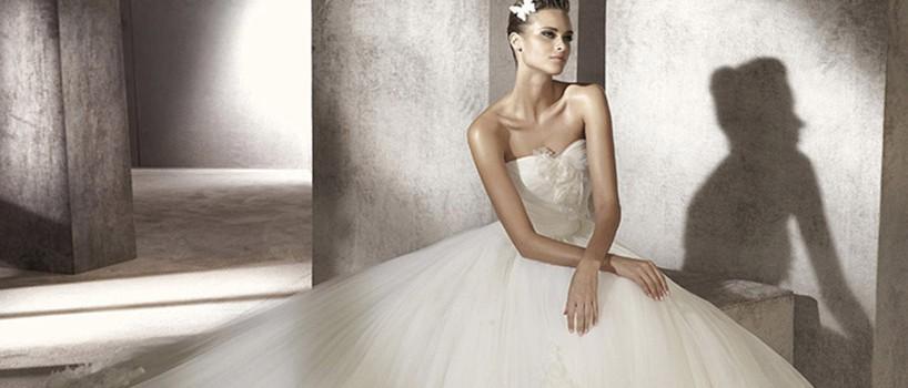 Brudekjole trend 2012