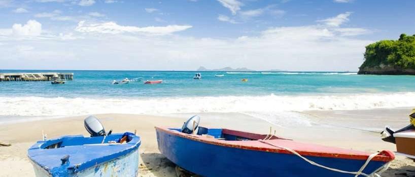 Bryllupsrejse på Grenada