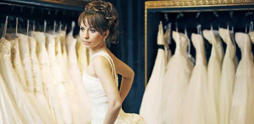 1beef20d Gør din brudekjole prøvning til den bedste oplevelse