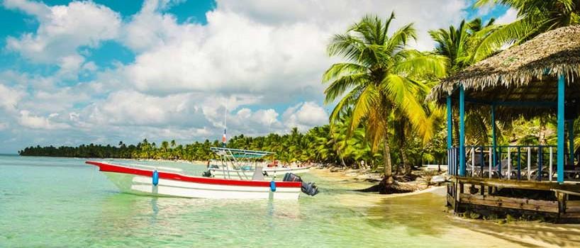 Bryllupsrejse på Guadeloupe