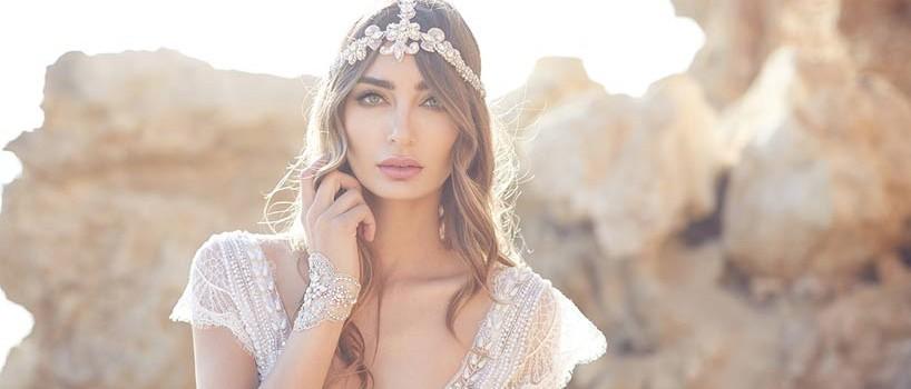 Smukke headpieces og fascinators