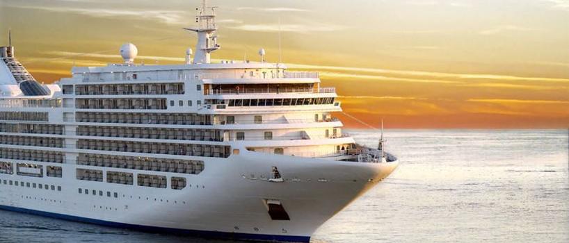 Bryllupsrejse på et krydstogt skib