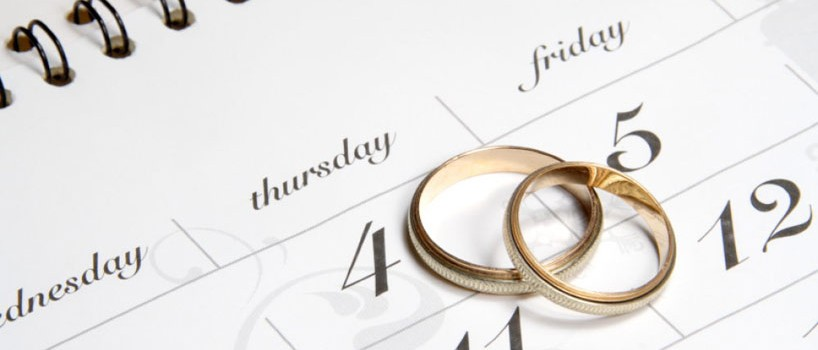Planlæg jeres bryllup