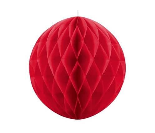 rød honeycomb