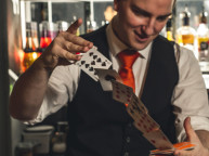 Anders Fox – den magiske bartender
