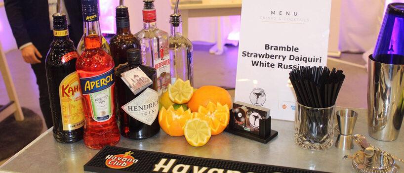 Bartendere og cocktailcatering til bryllupsfesten