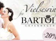 20% rabat hos BARTOLI Copenhagen