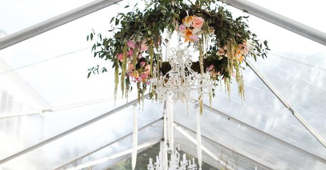 Blomster ringe til bryllup