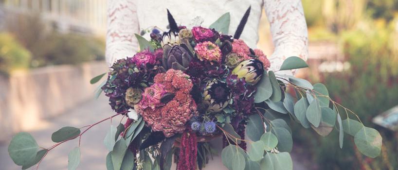 Bestil blomster online