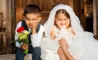 Børn til bryllup