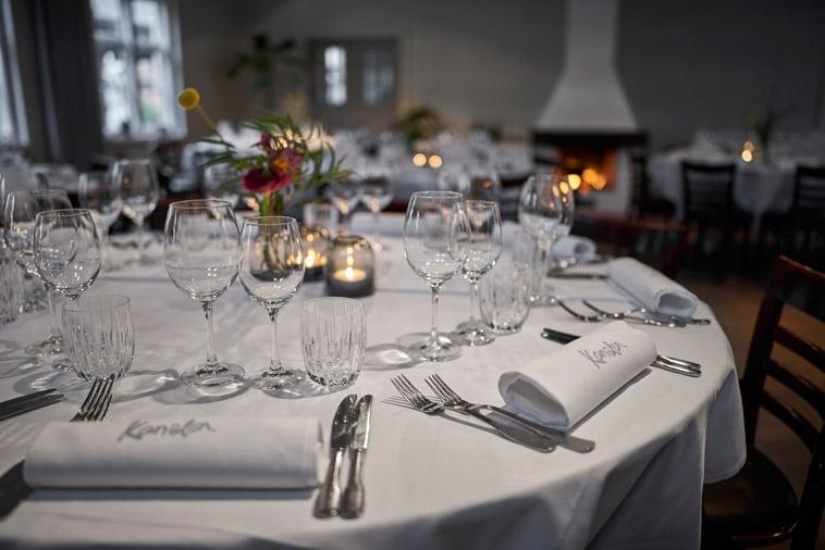 rundt bord til bryllup