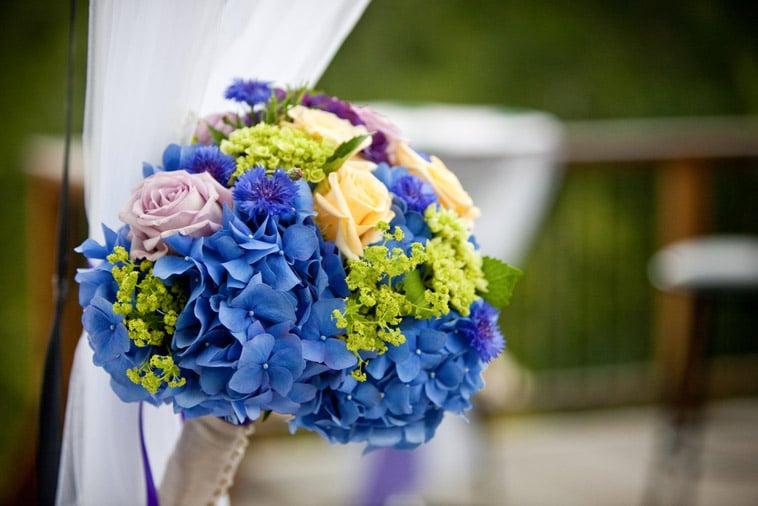 brudebuket-blå