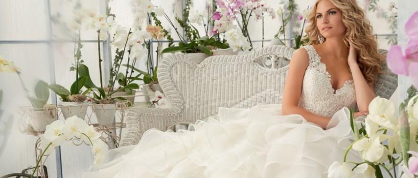 Brudekjole trend 2017