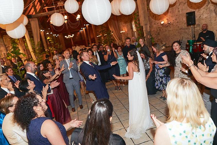 brudepar-danser
