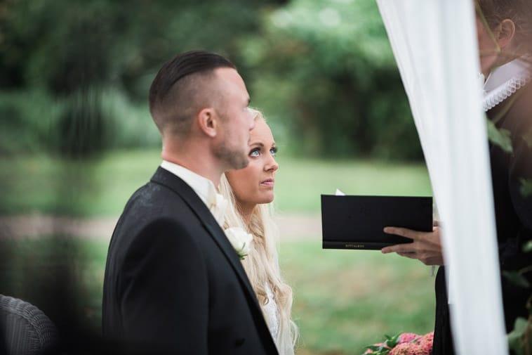 brudepar vies