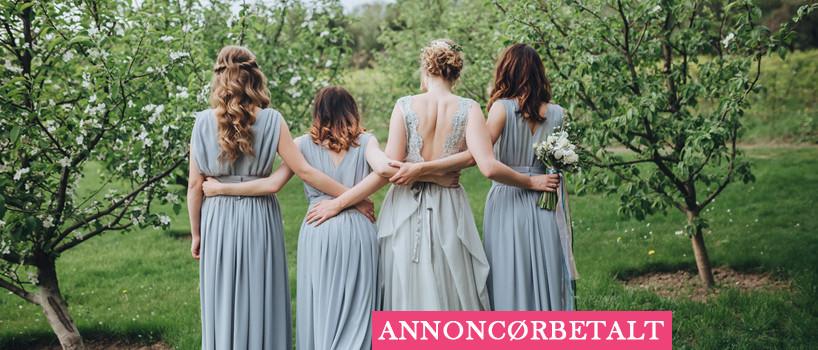 Brudepigens opgaver til bryllup