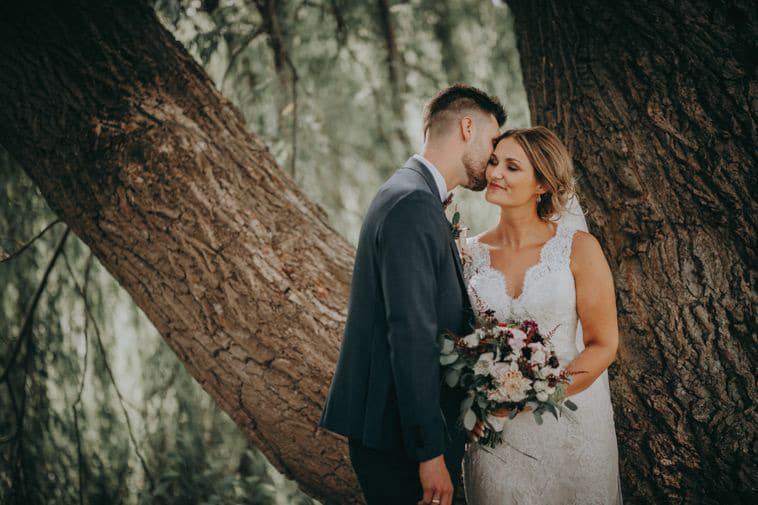 line og nocklas bryllup