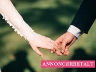 Derfor skal du fejre dit bryllup i Norge