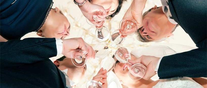 Gæst til et bryllup