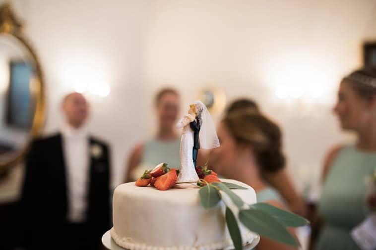 bryllupskage top