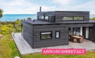 Tag på bryllupsrejse i et luksussommerhus i Danmark