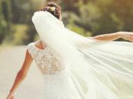 Brudekjole udsalg hos Nicolai