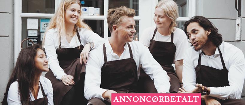 Lej serveringspersonale via Chabber