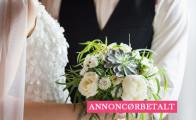 Hvor stort skal dit bryllup være