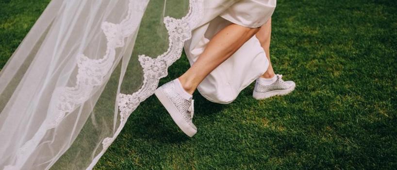 Danse sko til bryllup