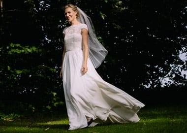 kjole til brudens mor