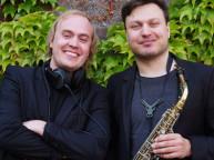 DJ og Sax til bryllupsfesten