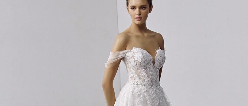 Enzoani 2021 brudekjoler