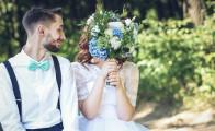 Find pengene til brylluppet
