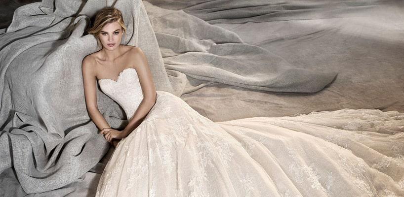 4e8edb237737 Få et par gode tips til at finde den perfekte brudekjole