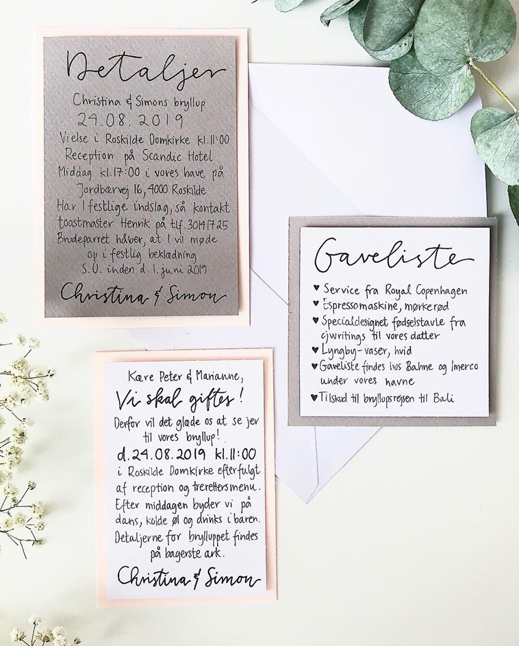 håndskrevne-bryllupsinvitationer