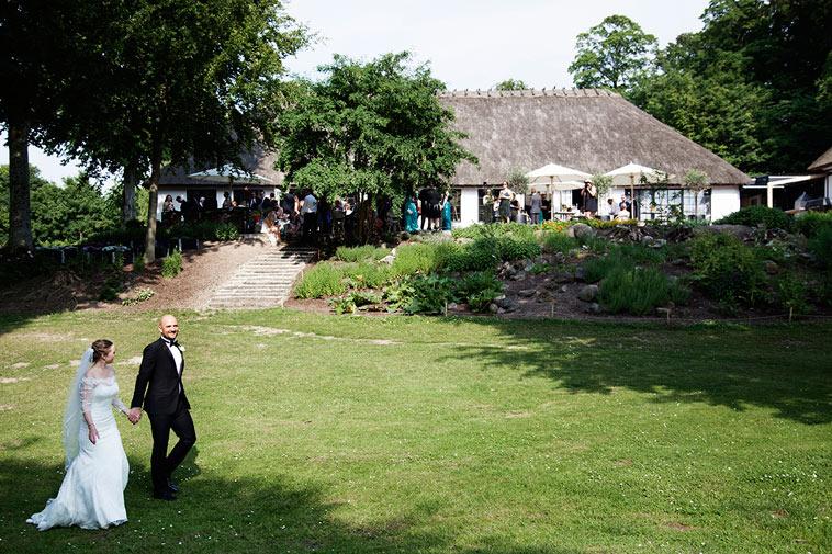 bryllupsfest herthadalen hovedhuset